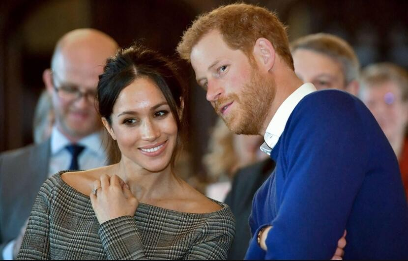 [MP3]Harry and Meghan sign podcast deal with Spotify